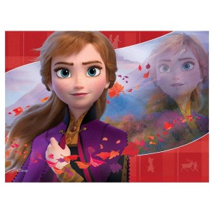 Puzzle 4in1 Frozen 2