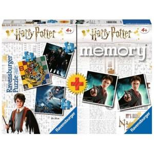 MEMORY CON 3 PUZZLE Harry...
