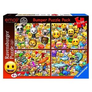 Puzzle 4x100 Emoji