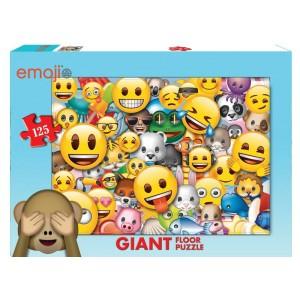 Puzzle 125 pz PAVIMENTO Emoji