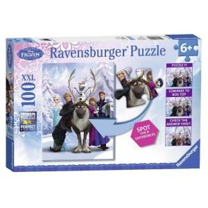 Puzzle 100 pz Frozen B