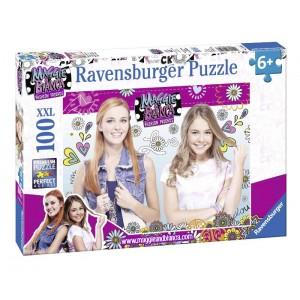 Puzzle 100 pz XXL -...