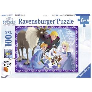 Puzzle 100 pz Frozen Olaf