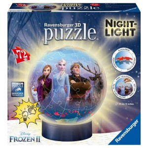 Puzzleball 3D Frozen 2