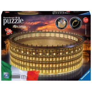Puzzle 3D Colosseo Night...