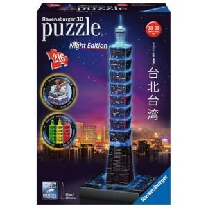 Puzzle 3D Taipei Night Edition