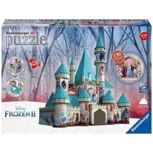 Puzzle 3D Frozen Ice Castle