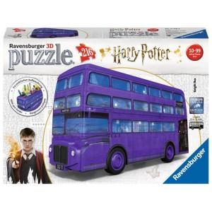 Puzzle 3D London Bus Harry...