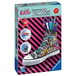 Puzzle 3D Sneaker - L.O.L.