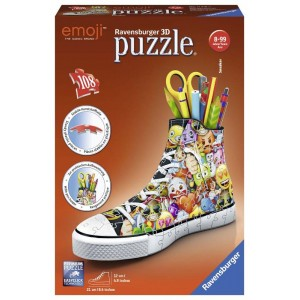 Puzzle 3D Emoji Sneaker