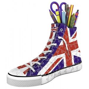 Puzzle 3D Sneaker - Union Jack