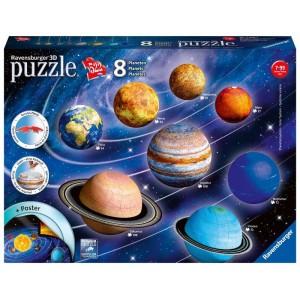 Puzzle 3D Il sistema...