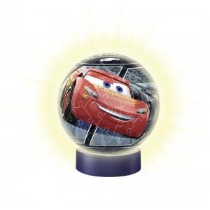 PUZZLEBALL LAMPADA - Cars 3