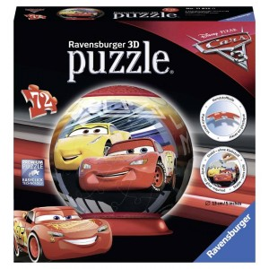 PUZZLEBALL Cars 3