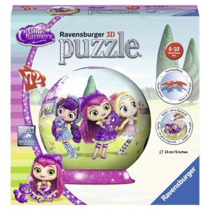 PUZZLEBALL Little Charmers
