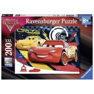 Puzzle 200 pz Cars 3