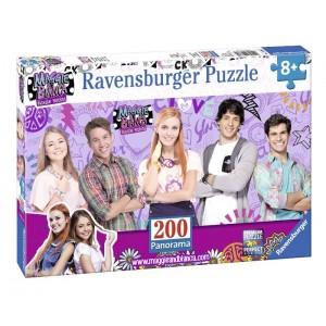 Puzzle 200 pz Bianca&Maggie...