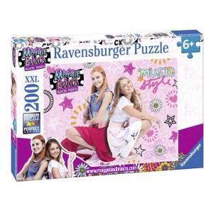 Puzzle 200 pz XXL -...
