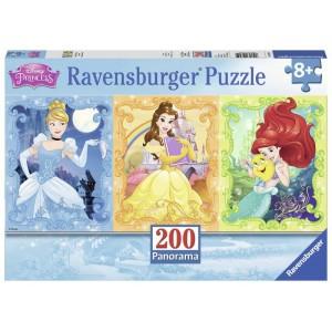 Puzzle 200 pz Principesse...