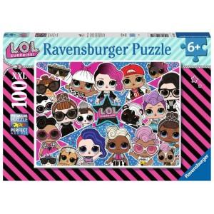 Puzzle 100 pz L.O.L.