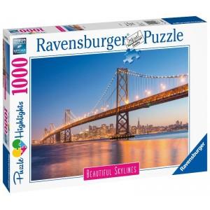 Puzzle 1000 pz San Francisco