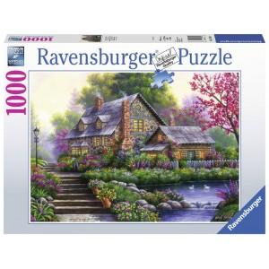 Puzzle 1000 pz Romantica...
