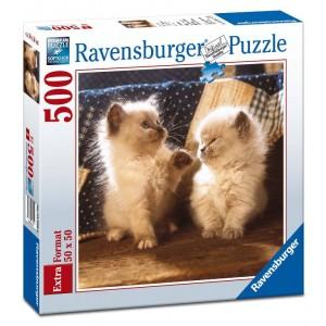 Puzzle 500 pz Quadrati...