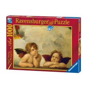 Puzzle 1000 pz Raffaello:...