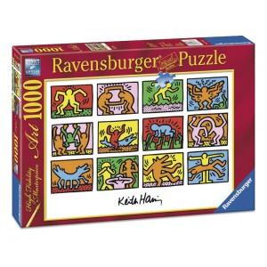 Puzzle 1000 pz - Arte -...