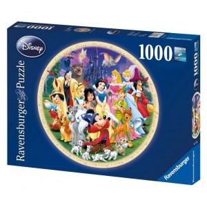 Puzzle 1000 pz Protagonisti...