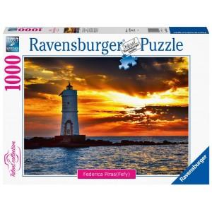 Puzzle 1000 pz Faro di...