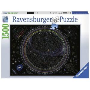 Puzzle 1500 pz Universo