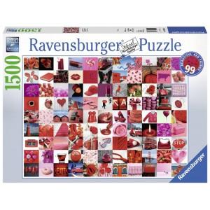 Puzzle 1500 pz 99 belle...