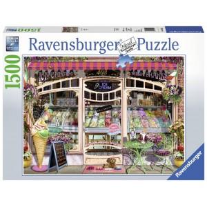 Puzzle 1500 pz Gelateria