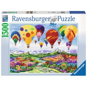 Puzzle 1500 pz Spring in...