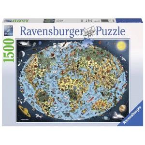 Puzzle 1500 pz - Panorama -...