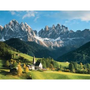 Puzzle 2000 pz - Dolomiti