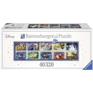 Puzzle 40000 pz Memorable...