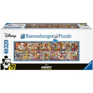Puzzle 40000 pz Mickey Mouse