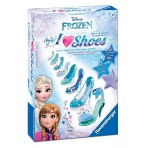 I Love Shoes Frozen Midi