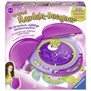 Mandala Designer elettrico