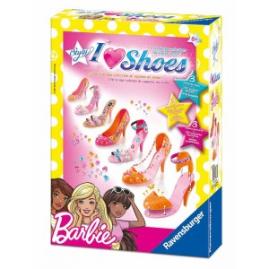 SO STYLY I love Shoes Barbie