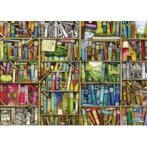 Puzzle 1000 pz La libreria...