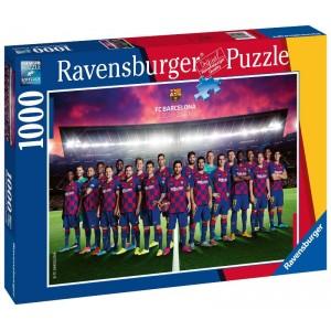 Puzzle 1000 pz FC Barcelona...