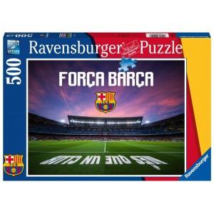 Puzzle 500 pz Camp Nou