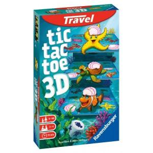 Travel Tic Tac Toe 3D