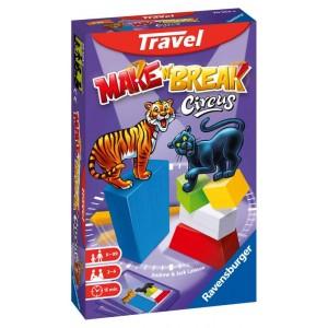 Travel Make'n'break Circus...