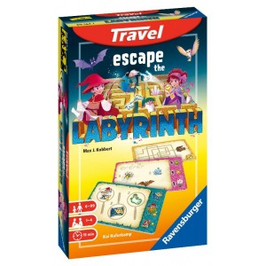 Travel Escape the Labyrinth