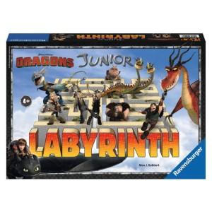 Labyrinth Dragons 3 Junior