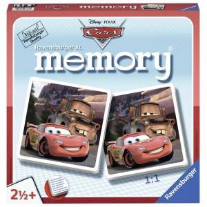 memory XL Disney Cars